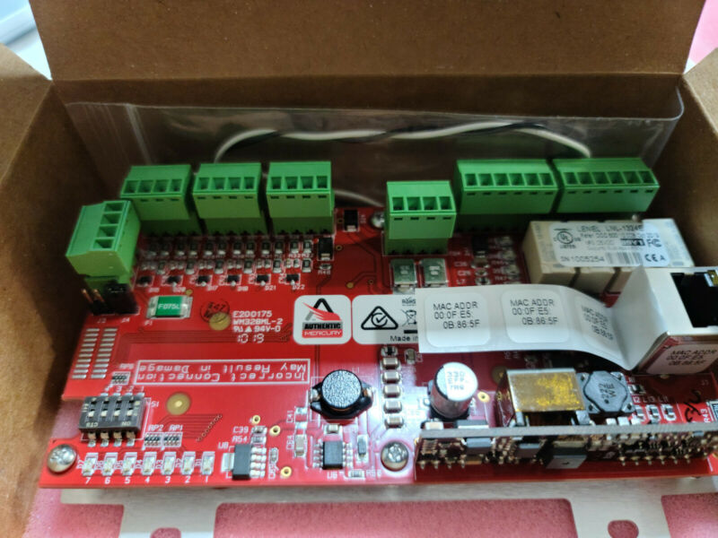 Lenel LNL-1324E Flexible Network Connected Door I/O Module