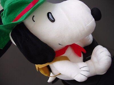 SNOOPY PLUSH STUFFED ANIMAL DOLL - JAPAN IMPORT -  LARGE - NEW - Large Snoopy Stuffed Animal