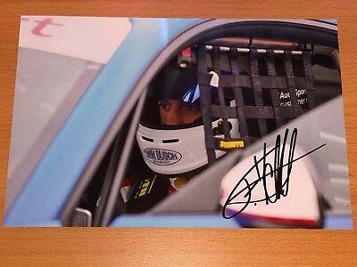 Fabian Vettel Motorsport Star Autogramm Autograph Handsigniert 20x30 Foto