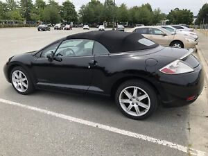 2008 Mitsubishi Spyder Eclipse GT Convertible