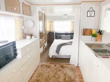 Caravan onsite Cudmirrah Shoalhaven Area Preview