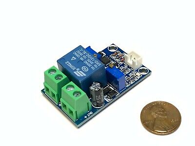 Relay Module 12v Battery Low Voltage Cut Off Automatic Under Voltage Switch A35