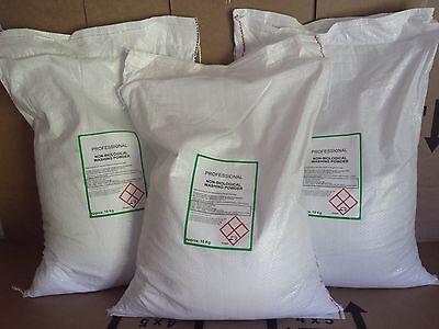 3 x Approx 10 kg Professional Non Bio Washing Powder (225+ wash) Laundry Powder