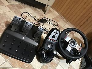 Logitech G27 Steering wheel PS3