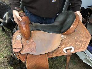 Barrel saddle for trade