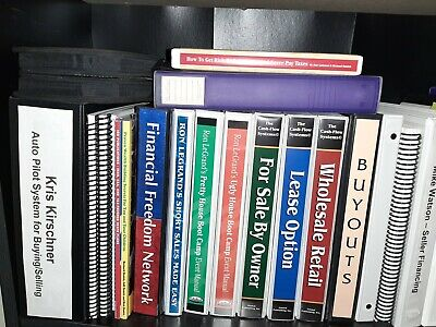 EVERY Real Estate Course - Complete Library!!