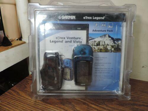 Garmin eTrex Legend Handheld Portable GPS - BRAND NEW & FACTORY SEALED