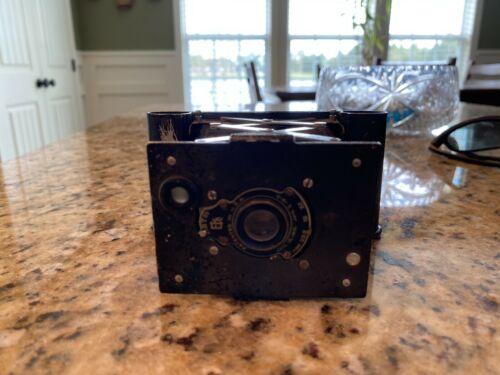 AS IS  Eastman KODAK VEST POCKET Series III Antique Folding Film Camera