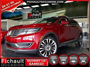 LINCOLN MKX 2016 ULTRA TI*** 4 PNEUS HIVER 20 POUCES SUR MAGS IN
