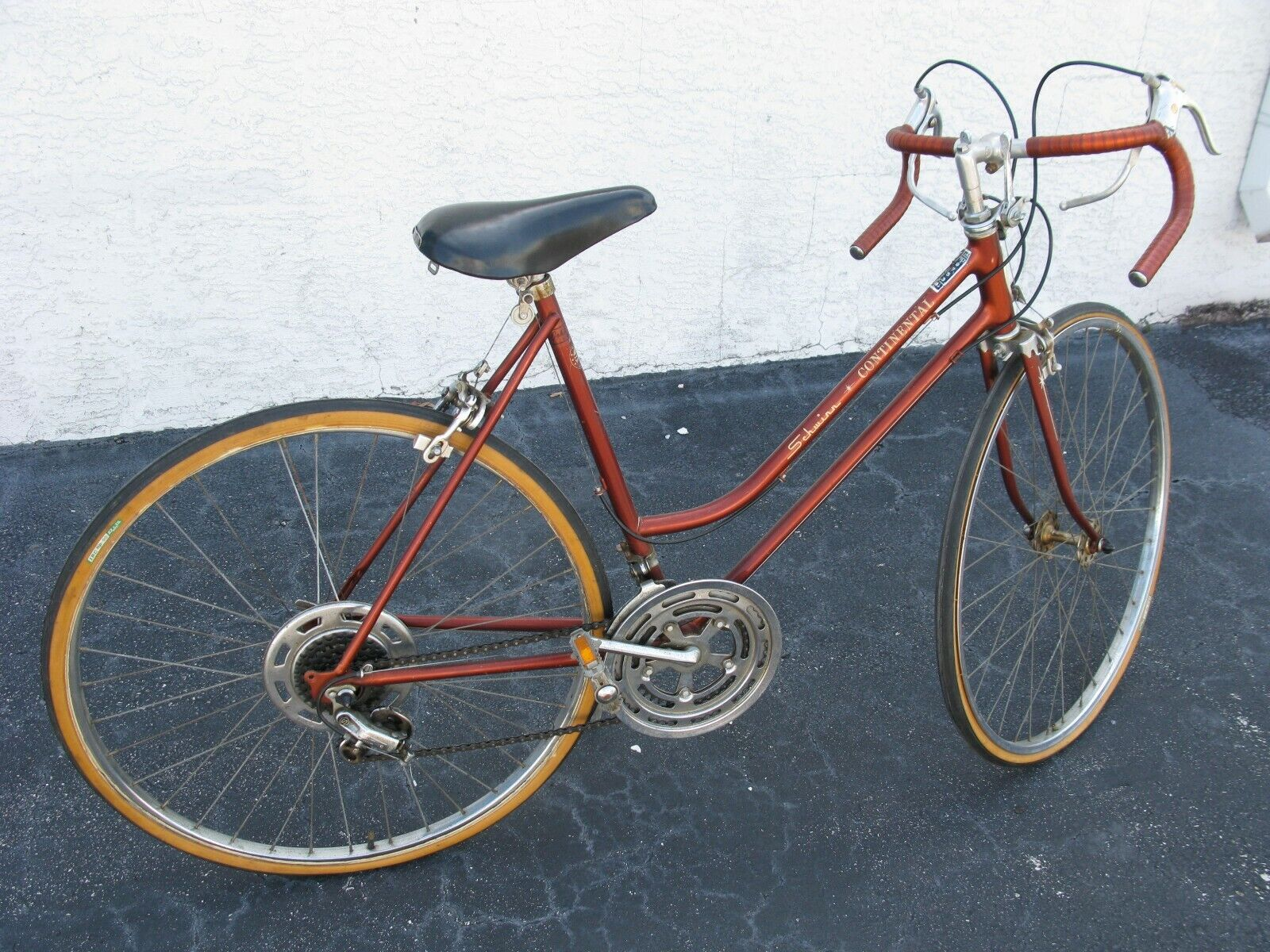 Schwinn Womens Continental 1974 Bicycle