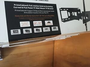 Tv wall mounts for upto 55 inch tv