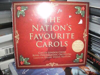 Nation's Favourite Carols (2017) 23 TRACK CD ()