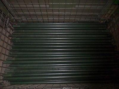10x Tarnnetzstange Tarnnetzstangen GFK Stange Tarnnetz Stangen Rohr 1300mm BW