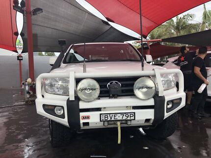 Land Cruiser GLX 2010 Caringbah Sutherland Area Preview