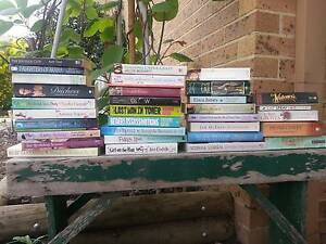 Used Fiction books for sale $3 Each Bonython Tuggeranong Preview