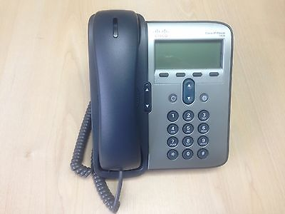 Brand New Boxed ! Cisco IP Phone 7906G with Latest SIP VoIP Firmware Installed
