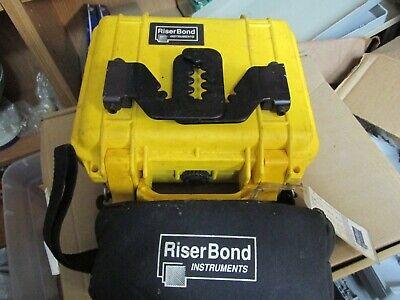 Riser Bond Metallic Tdr Cable Fault Locator Model 1205t-osp