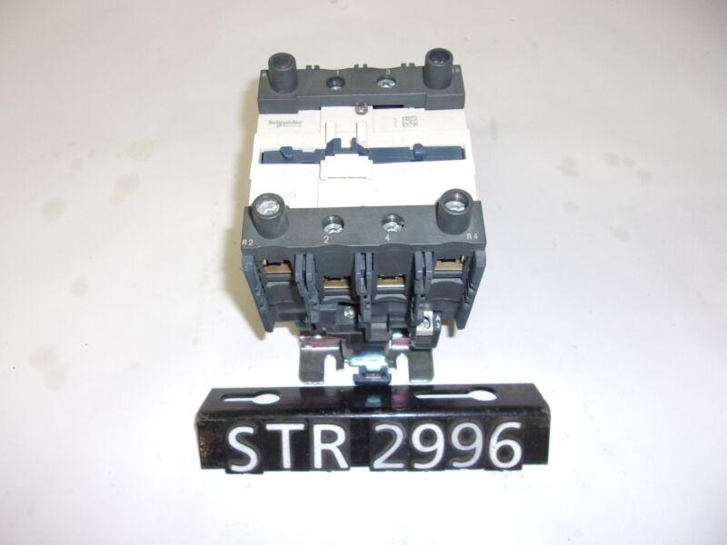 SCHNEIDER ELECTRIC CONTACTOR LC1D80008 Size  OPEN (STR2996)