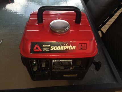 Scorpion Generator  Forrestfield Kalamunda Area Preview