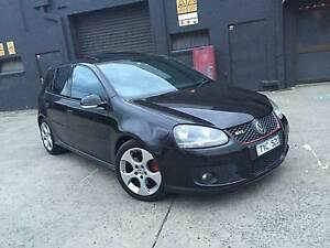 2006 Volkswagen Golf GTI BLACK LEATHER SUNROOF TURBO DSG RWC REG West Footscray Maribyrnong Area Preview