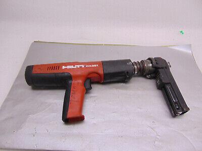 Hilti Dx351 Powder Actuated Tool With X-mx32 Magazine  110