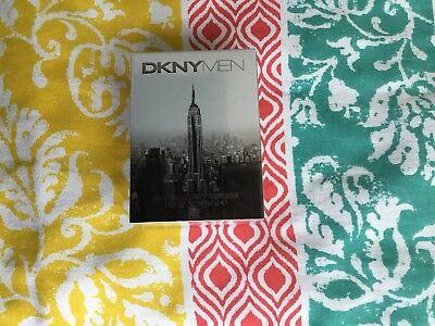 DKNY Men By Donna Karan 1 oz / 30ml EDT Eau De Toilette Spray Perfume (Dkny Men Perfume)