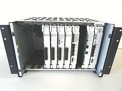 Inter-tel Axxess Phone Switching System - Includes Cards