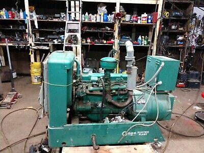 Onan Generator 3 Phase 30 Kw