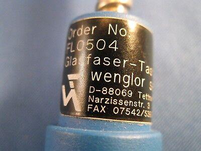 Wenglor Fiber Optic Sensor Fl0504