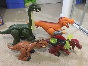 Dinosaur Figurines Nudgee Brisbane North East Preview