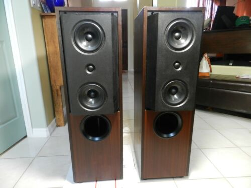 KEF 104/2 Speakers