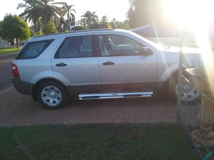 2007 Ford Territory Wagon Leanyer Darwin City Preview