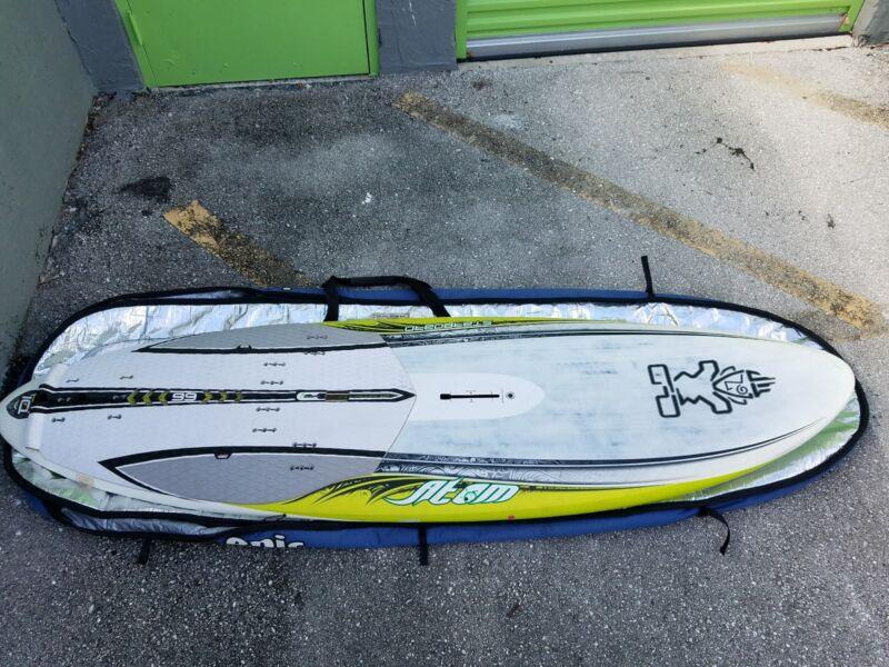 New board windsurfing