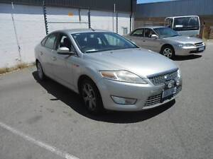 2008 Ford Mondeo Turbo Diesel 2.0L Auto - 5 Door Hatch Wangara Wanneroo Area Preview
