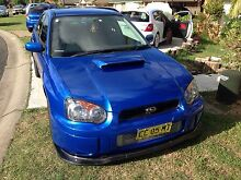 WRX 2003 Old Guildford Fairfield Area Preview