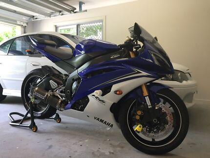 2010 yamaha yzf r6 600cc 599cc motorcycles gumtree australia yamaha r6 fandeluxe Images