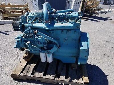 International Dt-468 Diesel Engine
