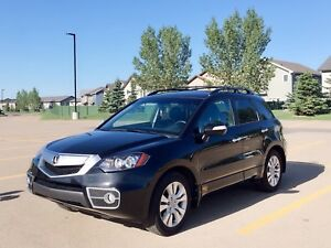 2011 Acura RDX Tech package w/Navi AWD - LOW Mileage!