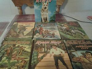 HARD COVERED COLLECTABLE BOOKS