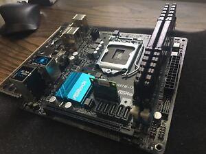 ASRock Super Alloy H97M-ITX/ac, 8GB RAM, WiFi