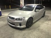 2007 Holden Ve Sv6 Wollongong Wollongong Area Preview