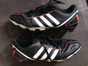 Womens Size 8 Adidas Touch Shoes - Used only a few times Mansfield Brisbane South East Preview
