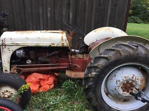 1953 8n tractor
