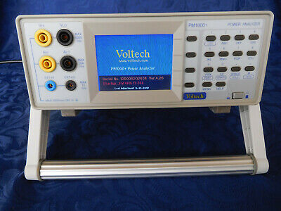 Voltech Pm1000 Power Analyzer-hardly Used Huge Range Of Measurements