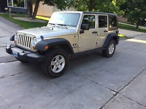2007 Jeep Wrangler UNLIMITED $11,500!