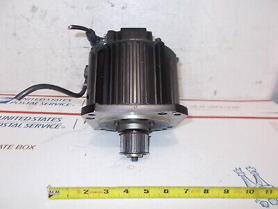 Yaskawa Ac Servo Motor Sgmrs-12a2b-yr11