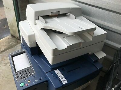 Xerox ColorQube 8700/S 44ppm Solid Ink Multifunction Printer with toner
