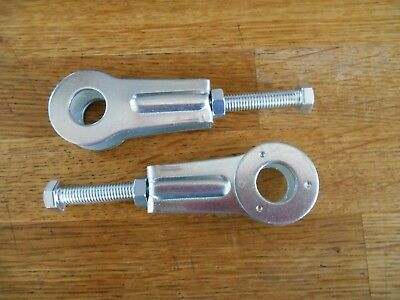 <em>YAMAHA</em> YBR125 REAR WHEEL CHAIN ADJUSTERS PULLERS  AFTERMARKET PART 15
