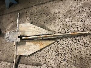 3KG sand anchor fluke or danforth Brookvale Manly Area Preview