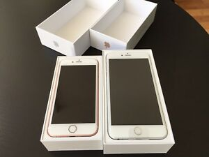 iPhone 5S 6 6S 6+ 6S+ 7 8 , Samsung S5 S6 S7 S8 - UNLOCKED